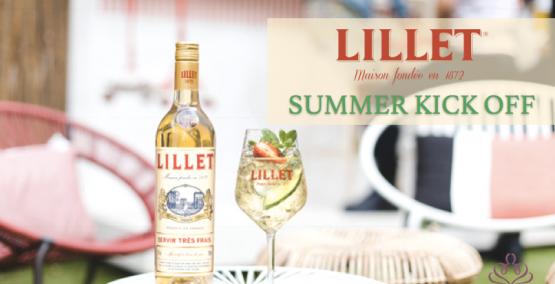 LILLET Summer Kick Off Afterwork